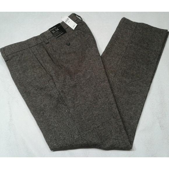 New BANANA REPUBLIC Emerson fit pants SZ 35x34